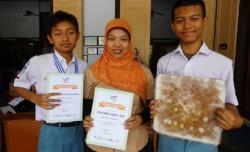 Dari Sabuk Kelapa, 2 Siswa SMA Ini Sukses Buat Rompi Antipeluru