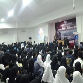 BSI Gelar Seminar Lulus UN untuk siswa SMK di Tasikmalaya