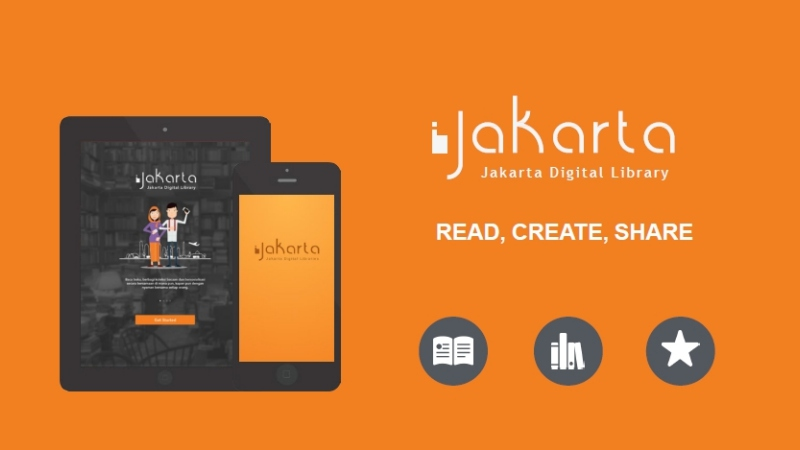 Jakarta Digital Library