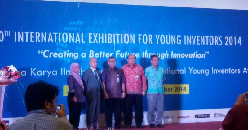 Pelajar Indonesia Raih Medali Emas di IEYI 2014