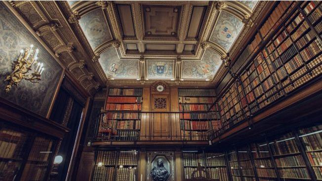 Intip 5 Perpustakaan Tertua di Dunia, Ada yang Didirikan Sebelum Masehi