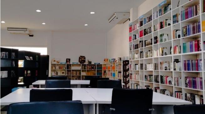 Opini: Internet Menghancurkan Masa Depan Perpustakaan?