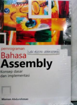 Pemrograman bahasa assembly konsep dasar dan implementasi