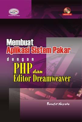 Membuat aplikasi sistem pakar dengan PHP dan editor dreamweaver