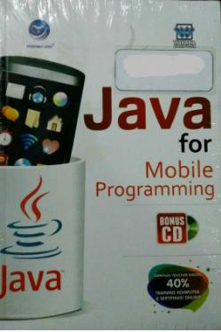 Java for mobile programming