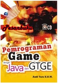 Pemrograman game dengan java dan gtge