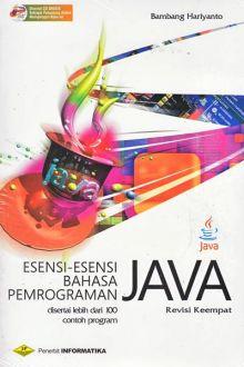 Esensi-esensi bahasa pemrograman Java revisi keempat