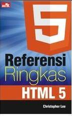 5 referensi ringkas html 5