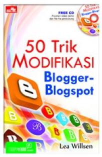 50 Trik modifikasi blogger blogspot