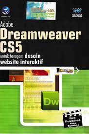 Shortcourse series adobe dreamweaver cs5 untuk beragam desain website interaktif